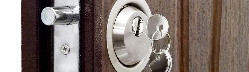 sleutel in slot